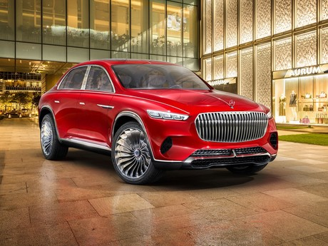 Mercedes-Maybach SUV Concept