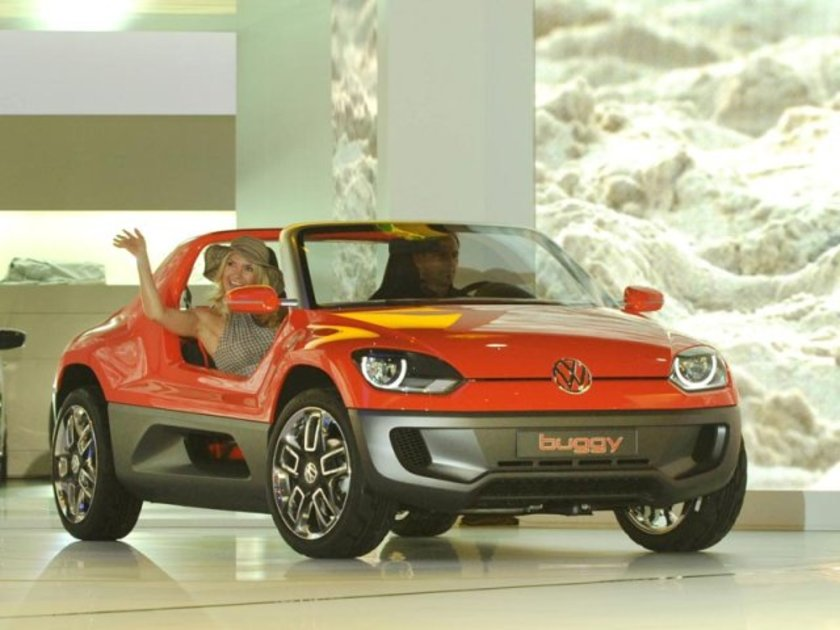 VW up! Buggy