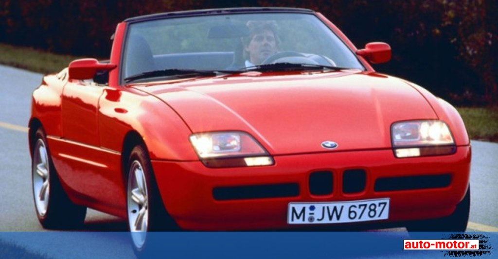 25 jahre bmw z1 auto. Black Bedroom Furniture Sets. Home Design Ideas