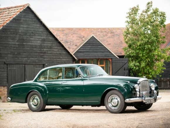 60 Jahre Bentley S2 Continental Flying Spur