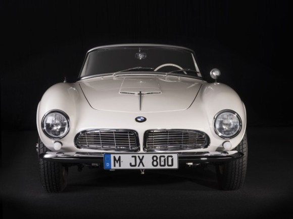 Elvis' BMW 507 lebt: Comeback in Pebble Beach