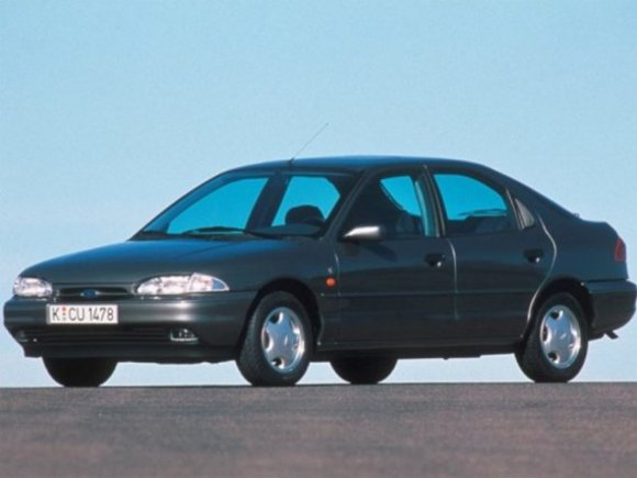 20 Jahre Ford Mondeo