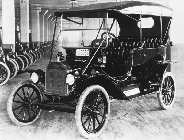 Ford t modell 1908 1912