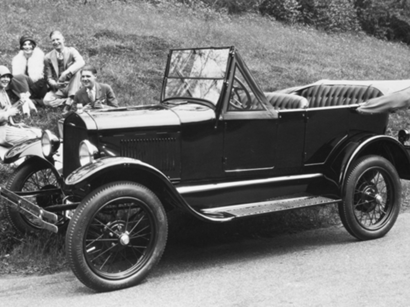 Ford t modell 1926 1927
