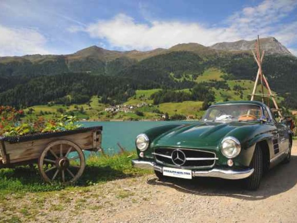 Interalpen Classic Car Days