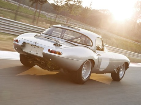 Jaguar e type lightwight wurde pebble beach praesentiert 003