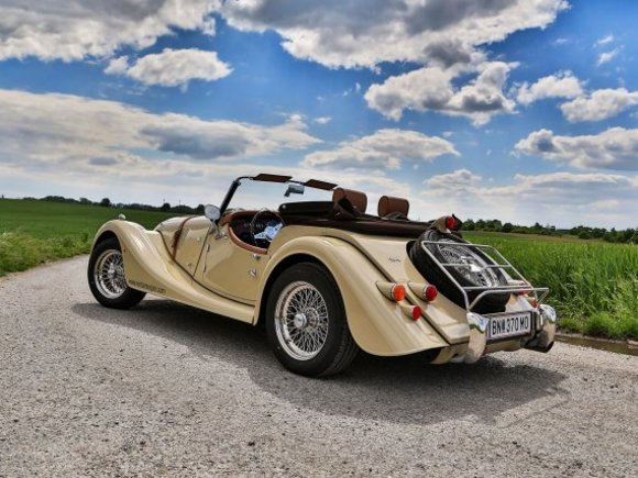 Morgan Plus 4 Cabrio