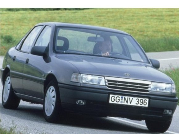 25 Jahre Opel Vectra