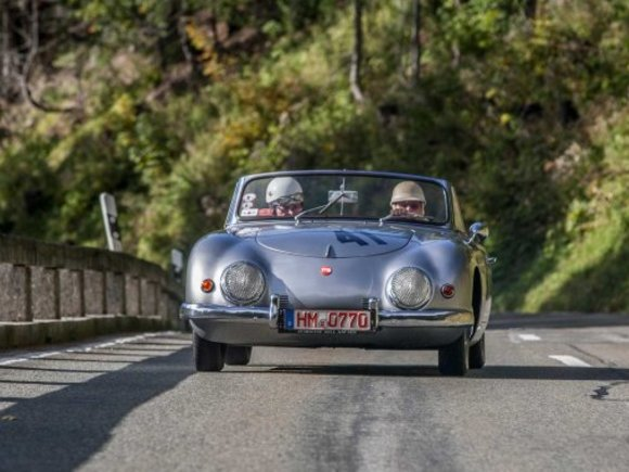 Roßfeldrennen 2016: Das Oldtimer-Highlight in Berchtesgaden