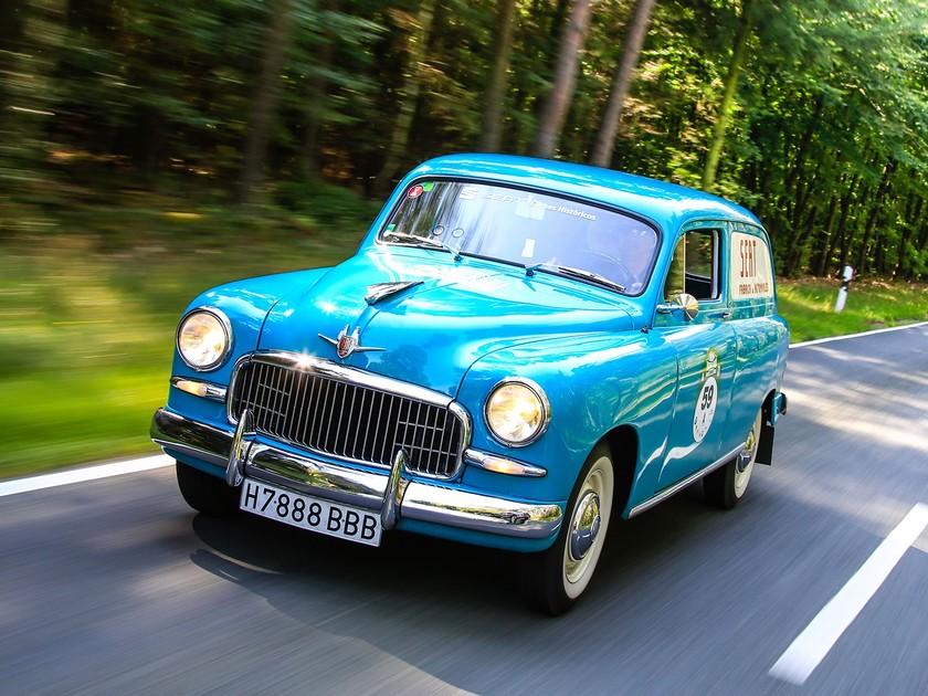 Seat 1400 Feiert Seinen 65 Geburtstag Auto Motor At