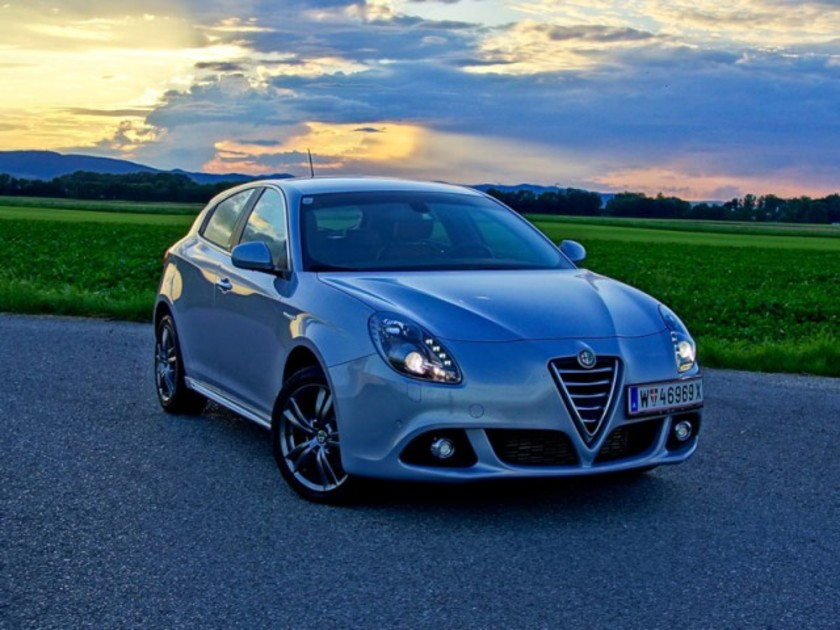 alfa romeo giulietta 2 0 jtd testbericht auto. Black Bedroom Furniture Sets. Home Design Ideas