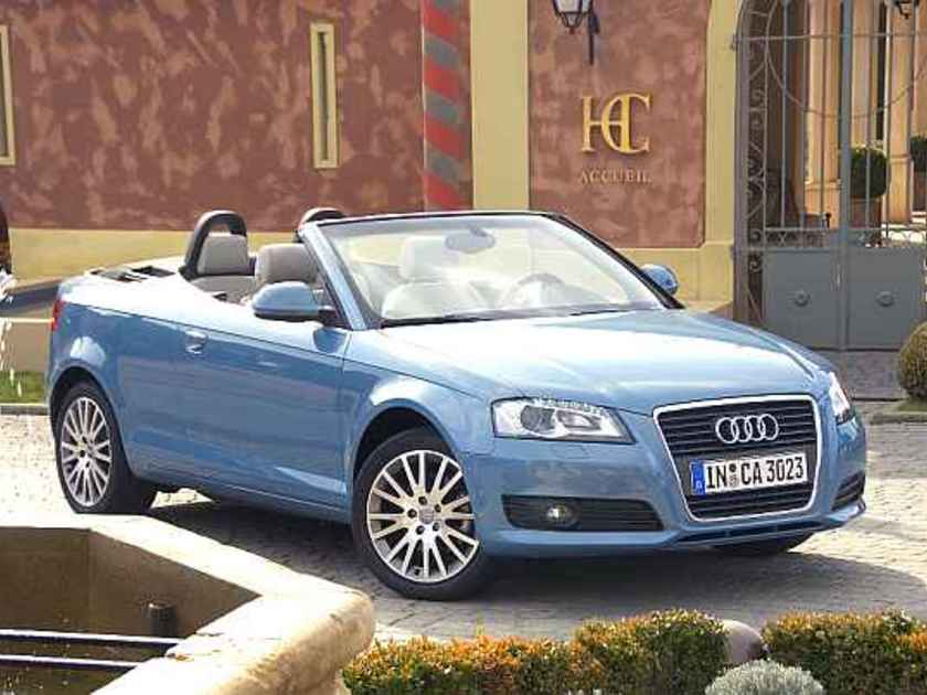 audi a3 cabrio testbericht auto. Black Bedroom Furniture Sets. Home Design Ideas
