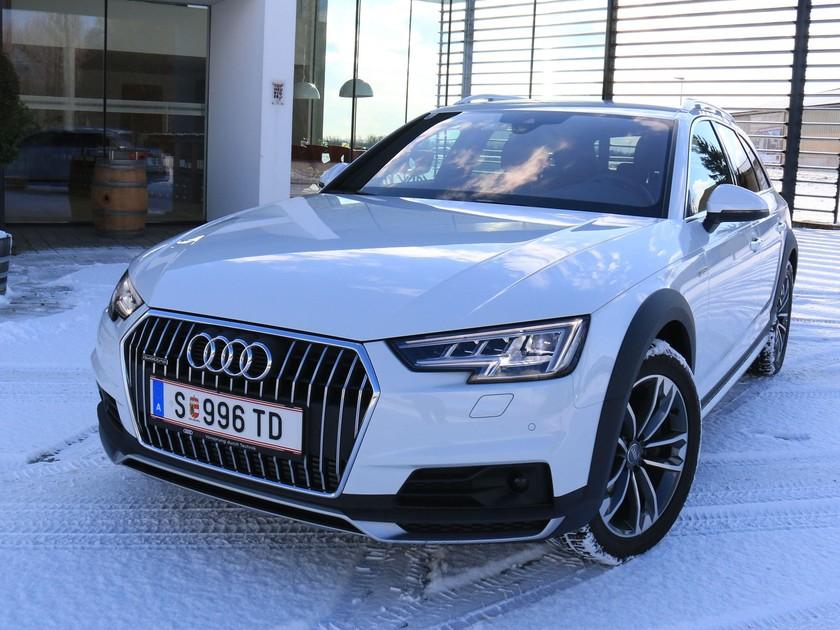 Testbericht: Audi A4 allroad quattro 3.0 TDI ::: auto-motor.at :::