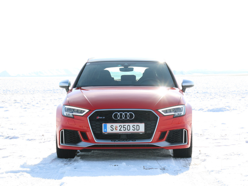 audi rs3 sportback mit 400 ps - testbericht ::: auto-motor.at :::