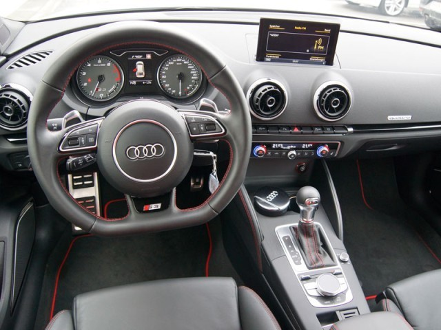 audi s3 sportback quattro testbericht auto. Black Bedroom Furniture Sets. Home Design Ideas