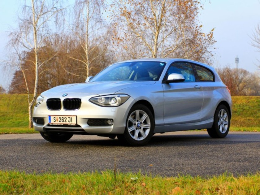 bmw 114i 3 t rer testbericht auto. Black Bedroom Furniture Sets. Home Design Ideas