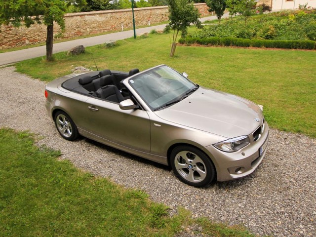 bmw 118d cabrio testbericht auto. Black Bedroom Furniture Sets. Home Design Ideas