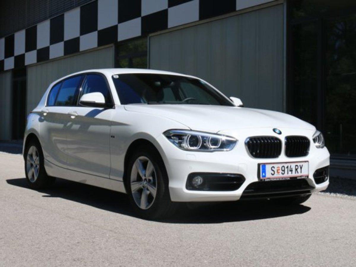 Onwijs Testberichte zur BMW 1er Reihe ::: auto-motor.at ::: AG-04