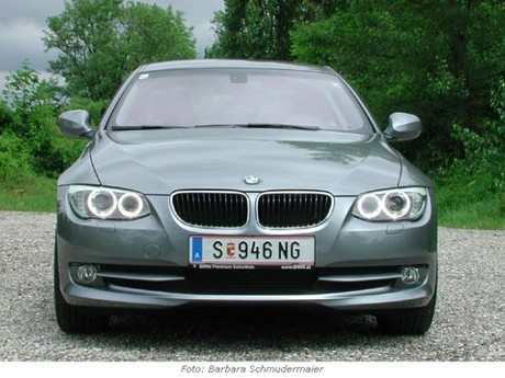 BMW 320d Coupé - im Test