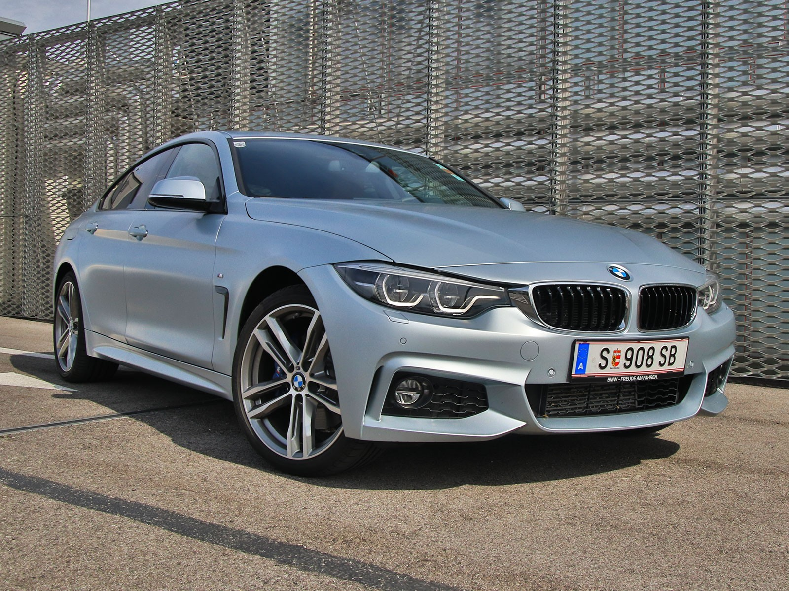 foto bmw 420d xdrive gran coupe testbericht vom. Black Bedroom Furniture Sets. Home Design Ideas