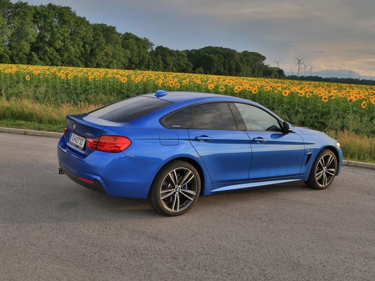 Bmw 430i gran coup testbericht auto motor at
