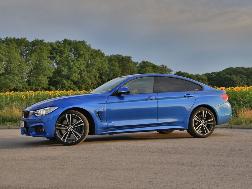 Bmw 430i Gran Coup 233 Testbericht Auto Motor At