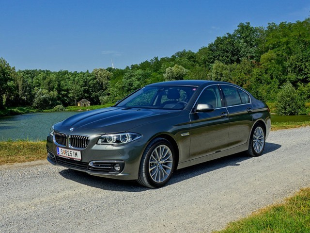 foto bmw 520d xdrive limousine testbericht vom. Black Bedroom Furniture Sets. Home Design Ideas