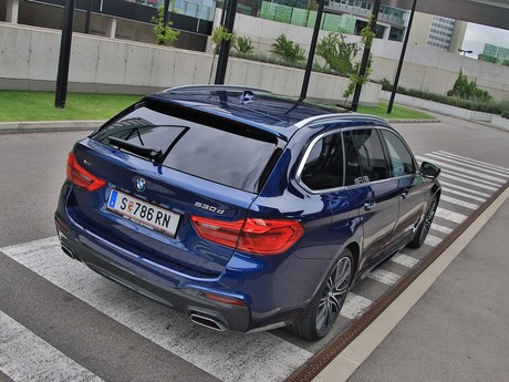 Bmw 530d xdrive touring kurztest 008