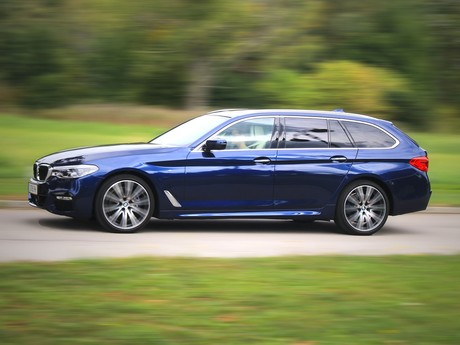 Bmw 530d xdrive touring kurztest 009