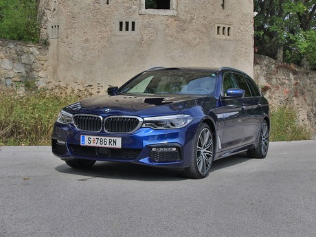 Bmw 530d xdrive touring kurztest 018