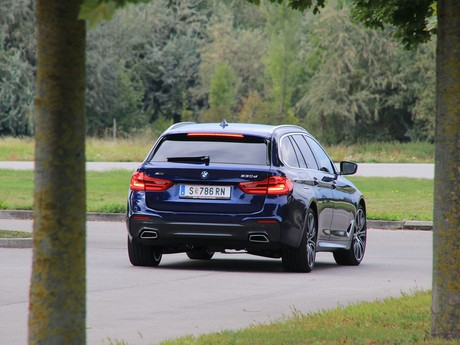 Bmw 530d xdrive touring kurztest 020