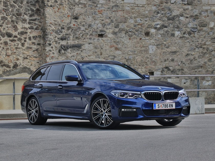 Bmw 530d xdrive touring kurztest 021