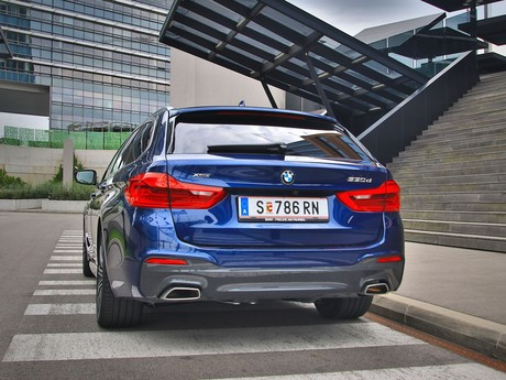 Bmw 530d xdrive touring kurztest 022