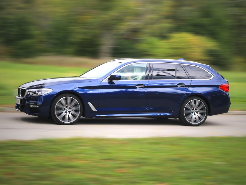 Bmw 530d xdrive touring kurztest 025