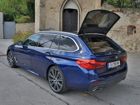 Bmw 530d xdrive touring kurztest 026