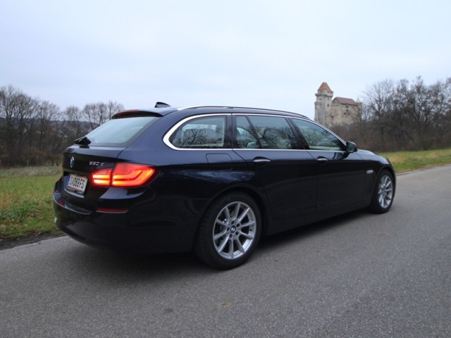 bmw 530d touring testbericht auto. Black Bedroom Furniture Sets. Home Design Ideas