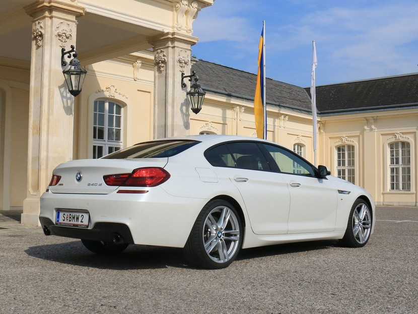 bmw 640d xdrive gran coup testbericht auto. Black Bedroom Furniture Sets. Home Design Ideas