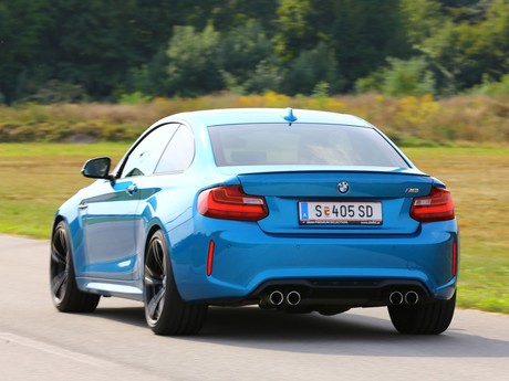 Bmw m2 coupe testbericht 010