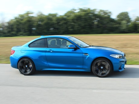Bmw m2 coupe testbericht 011