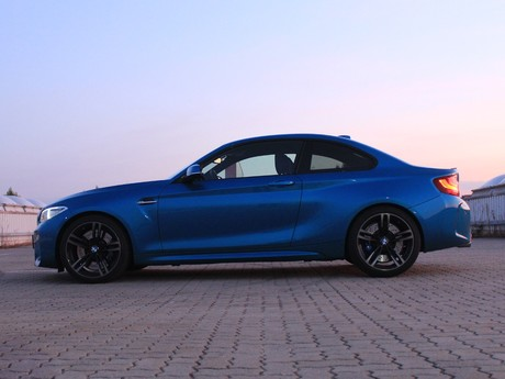 Bmw m2 coupe testbericht 021
