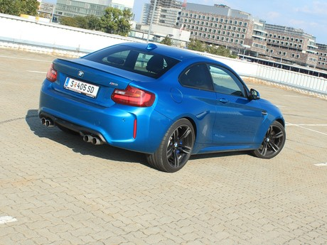 Bmw m2 coupe testbericht 022