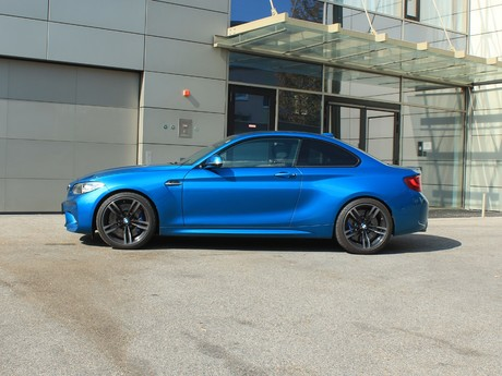 Bmw m2 coupe testbericht 030