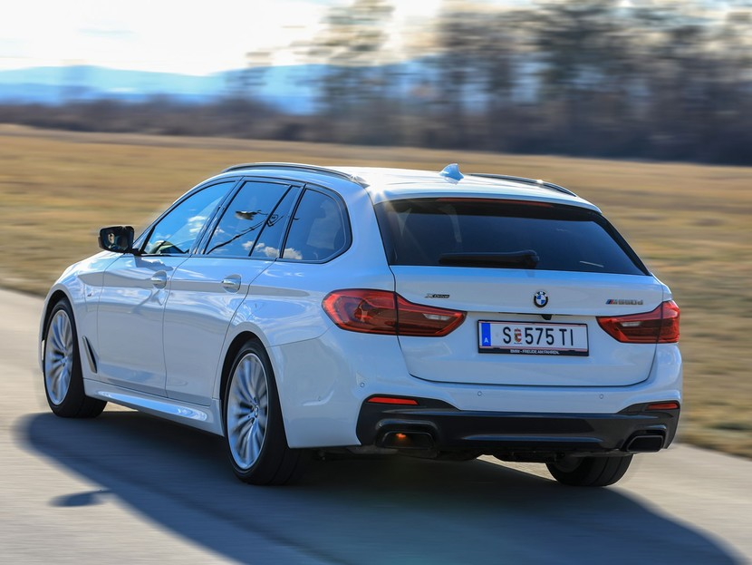 testbericht bmw m550d xdrive touring auto. Black Bedroom Furniture Sets. Home Design Ideas
