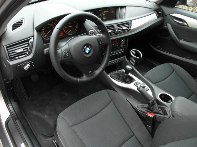 bmw x1 xdrive 18d testbericht auto. Black Bedroom Furniture Sets. Home Design Ideas