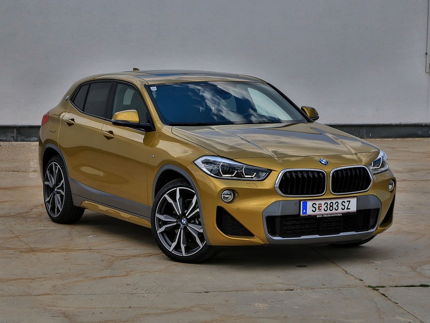 testbericht der neue bmw x2 auto. Black Bedroom Furniture Sets. Home Design Ideas
