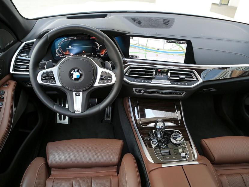 Testbericht Der Neue Bmw X5 Auto Motor At