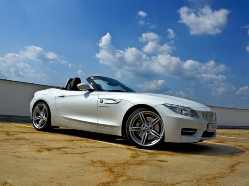 bmw z4 sdrive35is testbericht auto. Black Bedroom Furniture Sets. Home Design Ideas