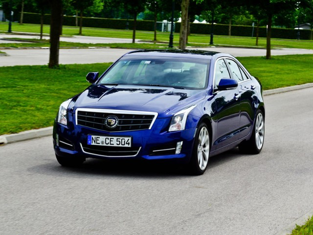 foto cadillac ats 2 0t rwd premium testbericht vom artikel cadillac ats 2 0t rwd. Black Bedroom Furniture Sets. Home Design Ideas
