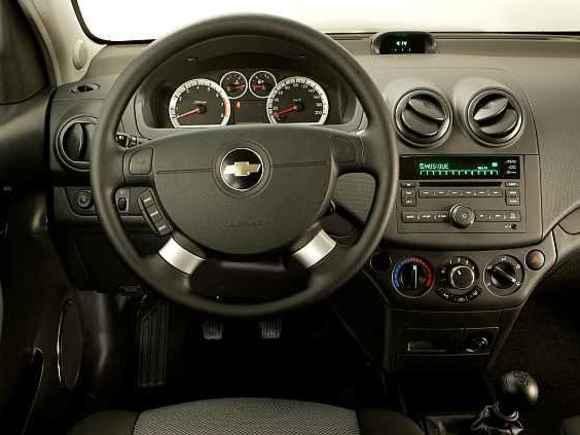 foto chevrolet aveo test vom artikel chevrolet aveo 1 2 ls im test auto. Black Bedroom Furniture Sets. Home Design Ideas