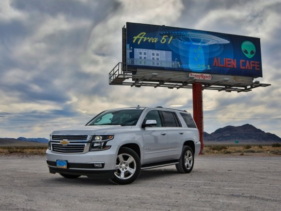 Roadtrip mit dem Chevrolet Tahoe